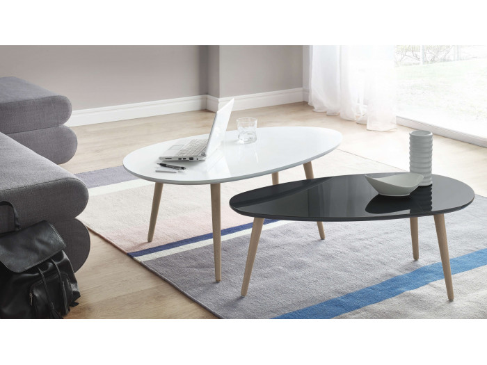 Tables Basses Gigognes Scandinaves