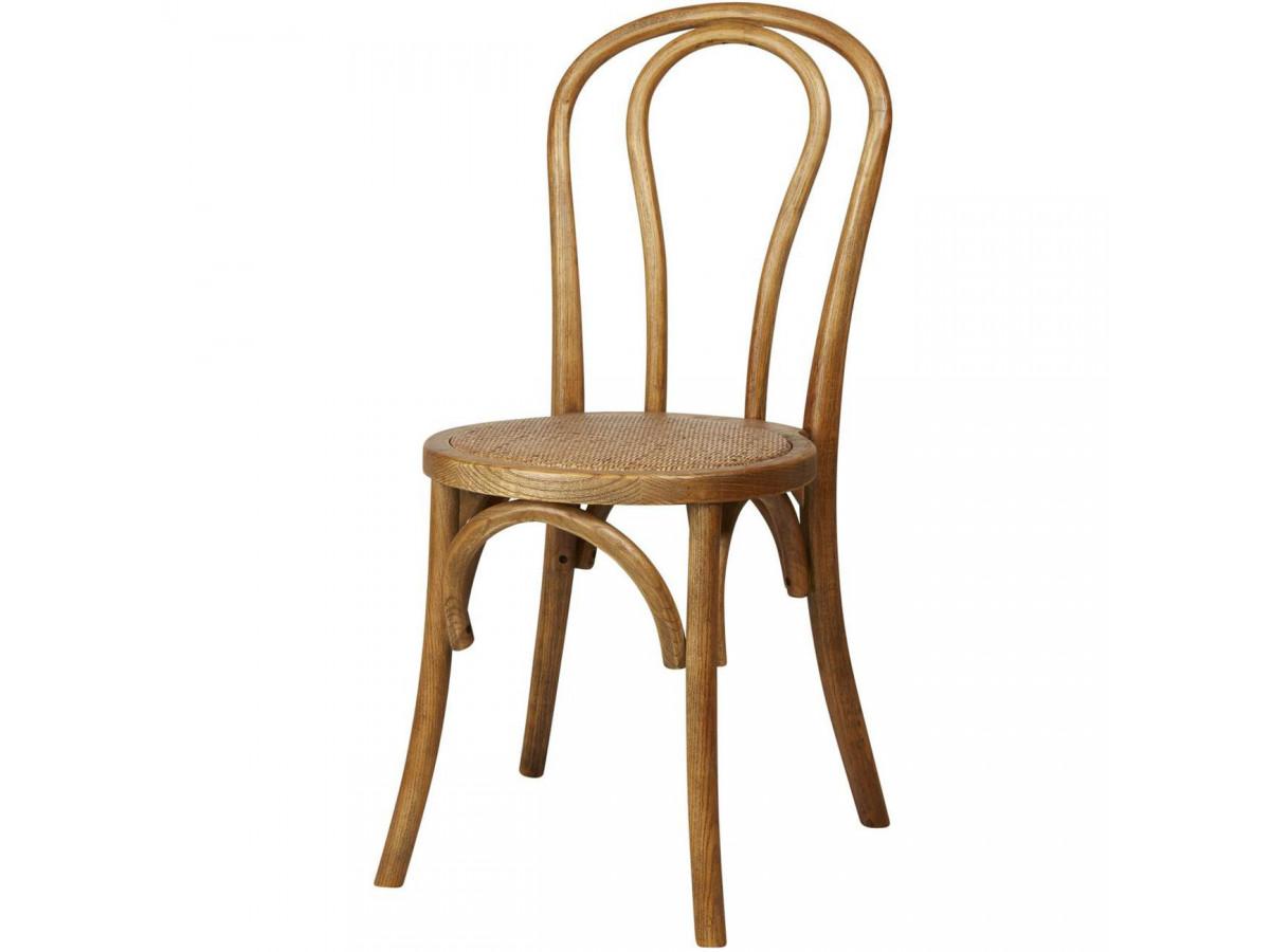 Wooden chair MONTMARTRE