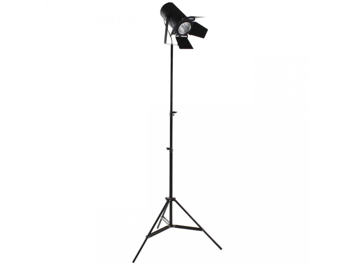 Floor lamp tripod telescopic WARNER BOBOCHIC