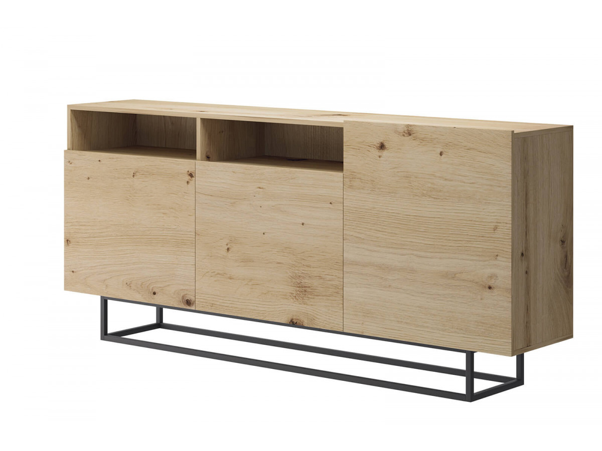 Buffet ENJOY IT in oak and black Subleem ®