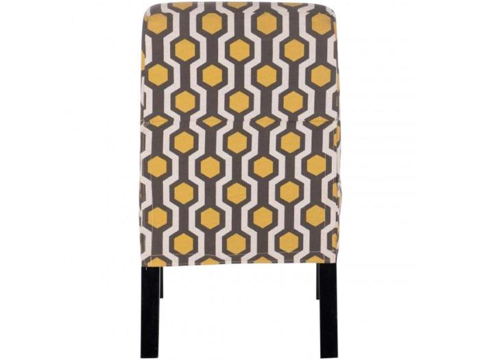 Armchair in fabric SKYE