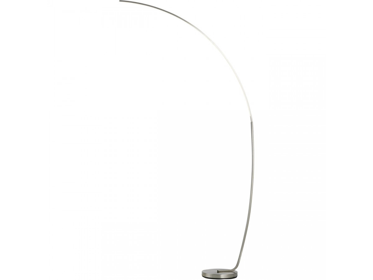 Floor lamp Arc wired