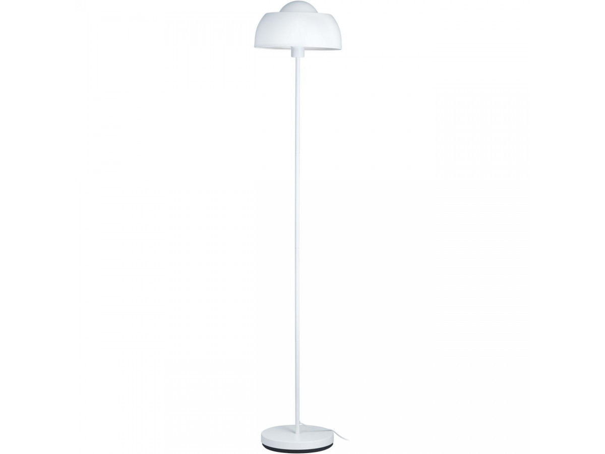 Floor lamp AKI white