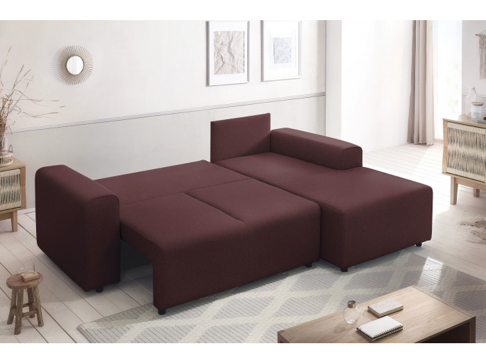 Canapé d'angle convertible FARO
