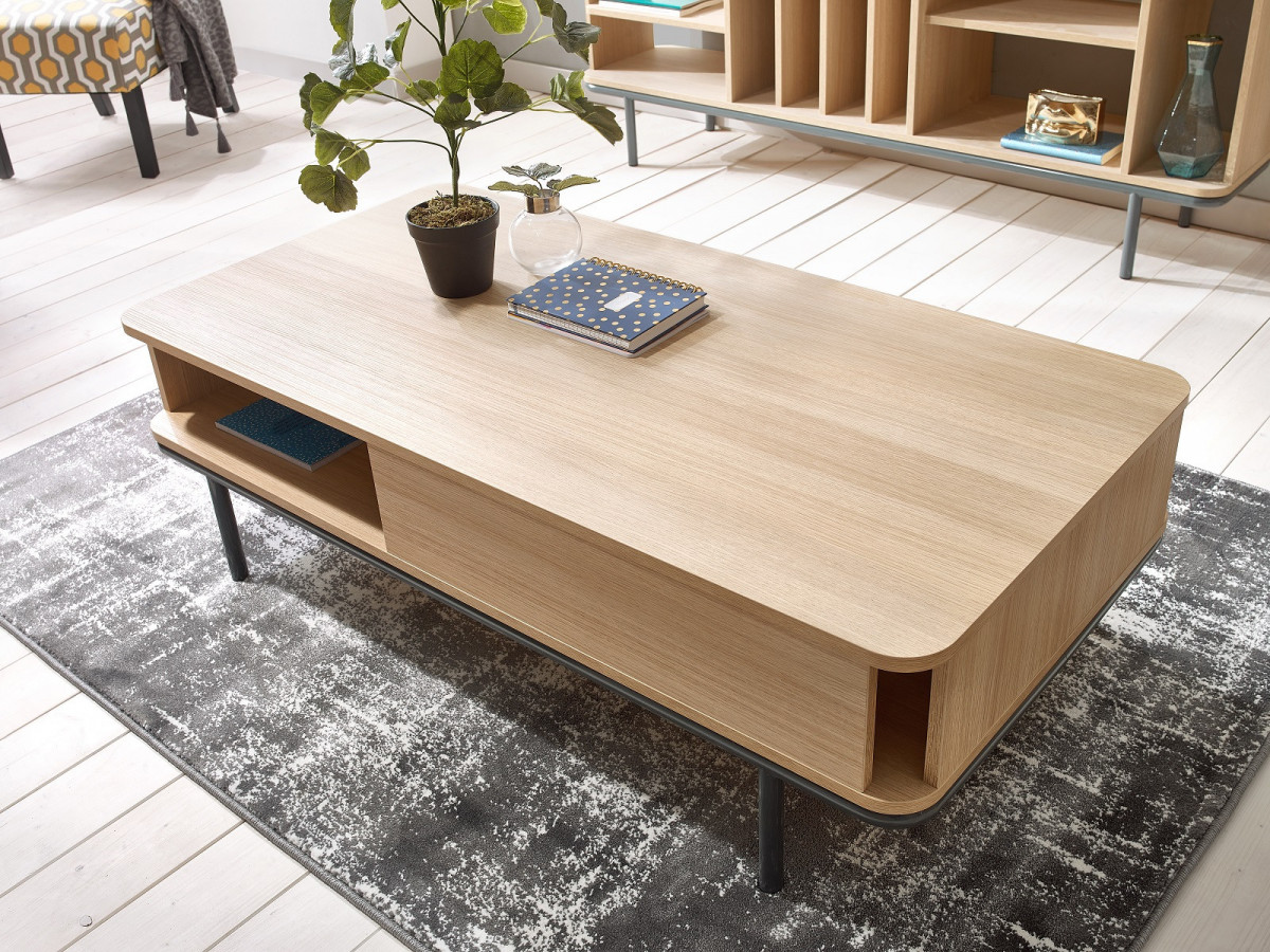 Table basse Thelia collection haute couture