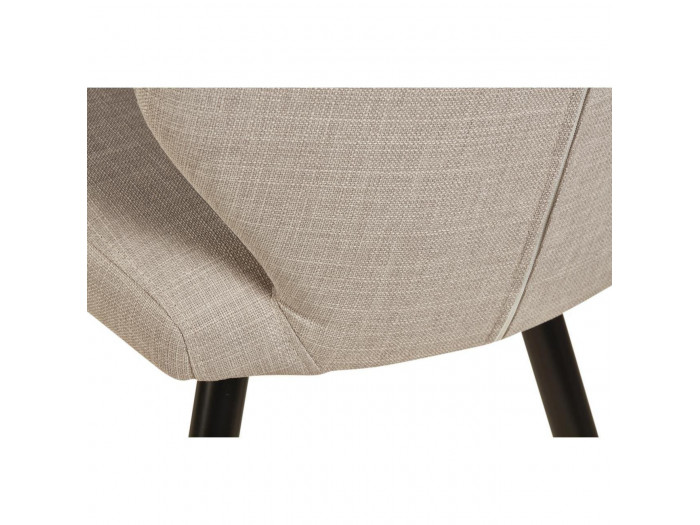 Set of 2 dining room chairs MIKE