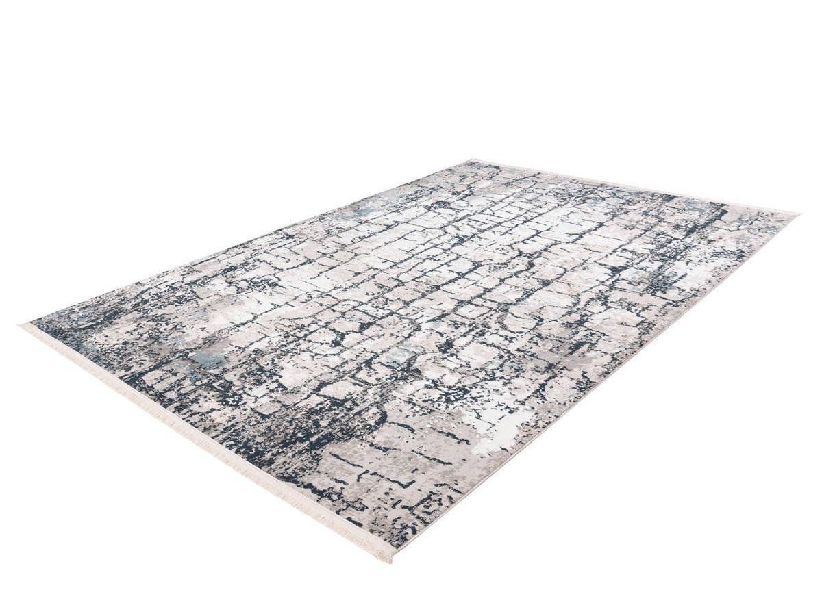 Tapis ARROW Gris / Bleu 120cm x 180cm2