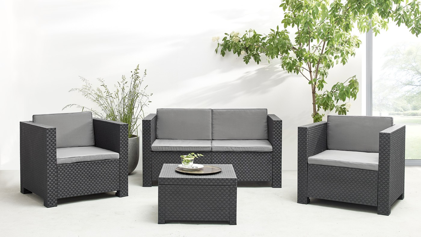 salon de jardin diva bobochic paris. Black Bedroom Furniture Sets. Home Design Ideas