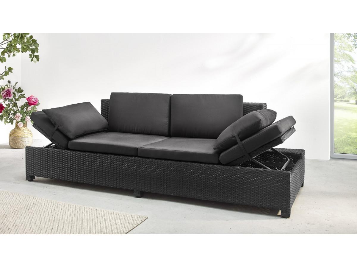salon de jardin lazy bobochic paris. Black Bedroom Furniture Sets. Home Design Ideas