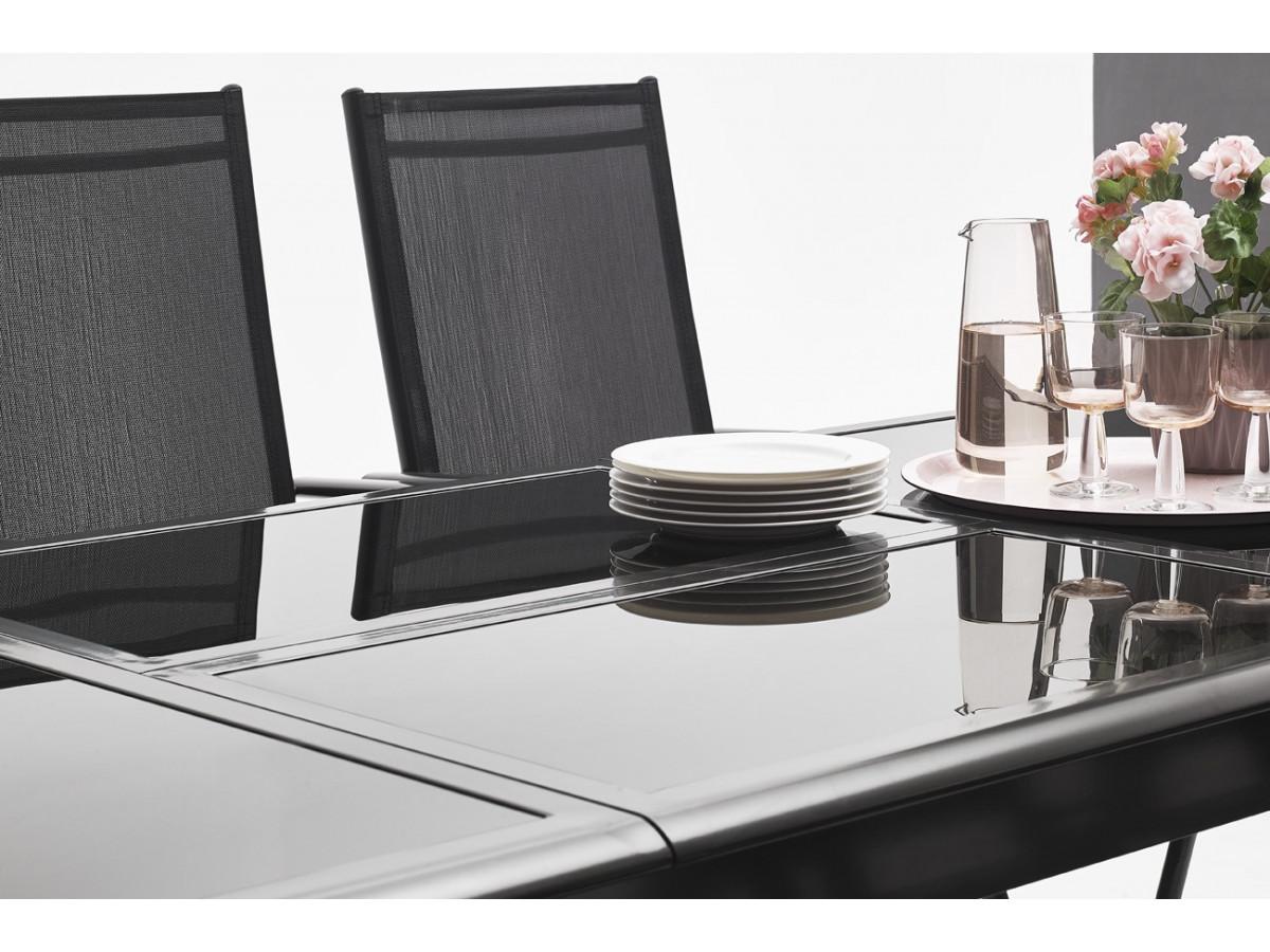 gartenm bel aluminium 6 sitzer torino bobochic paris. Black Bedroom Furniture Sets. Home Design Ideas