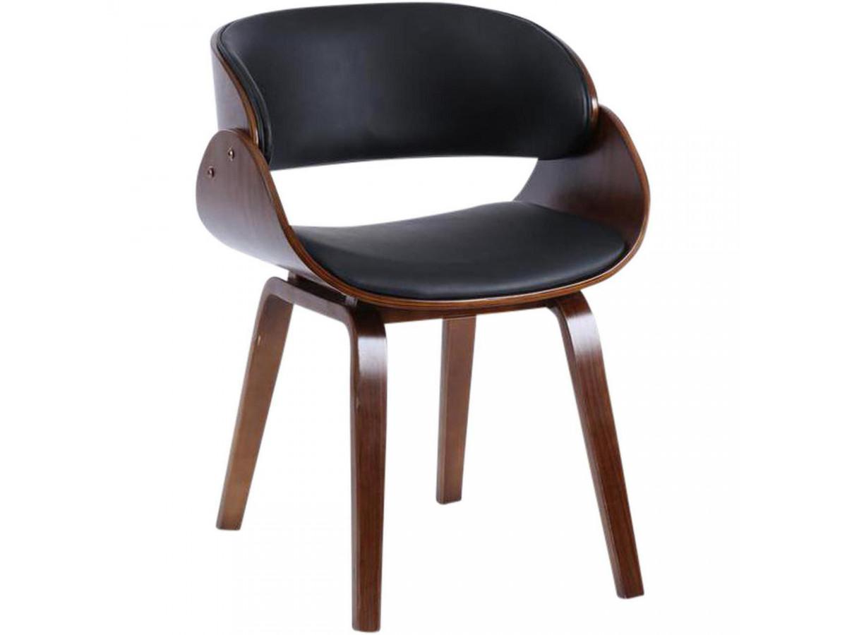 Chaise NARVIK noir