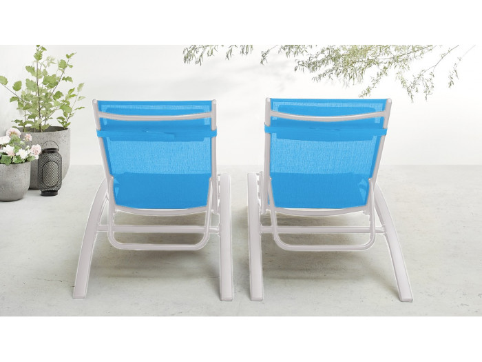 Sun loungers from HAWAI
