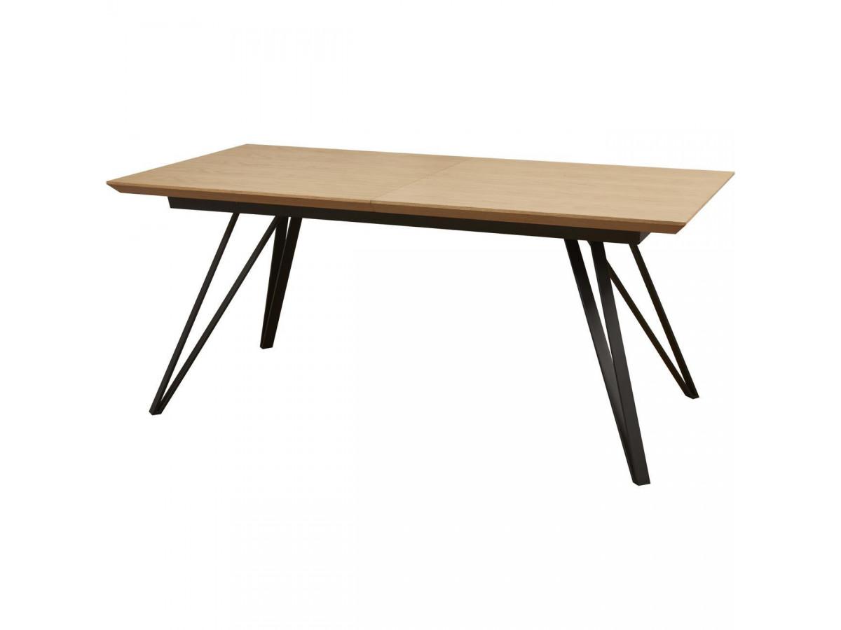 Table de repas Linnell Bois naturel