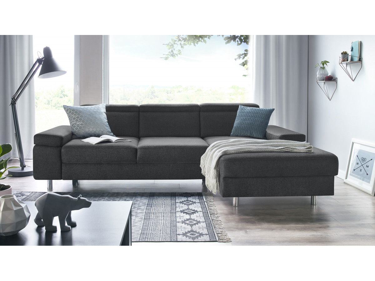 Corner sofa convertible trunk SPACE