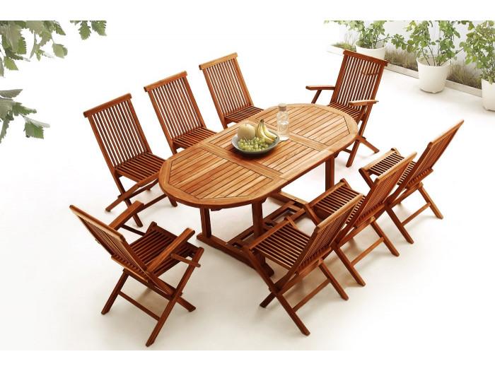 ovaler tisch bobochic paris bobochic. Black Bedroom Furniture Sets. Home Design Ideas