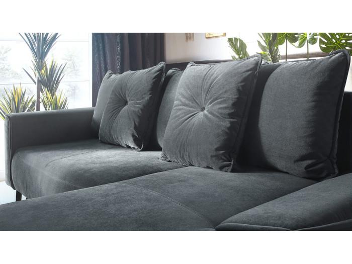 Canape d'angle convertible HERA