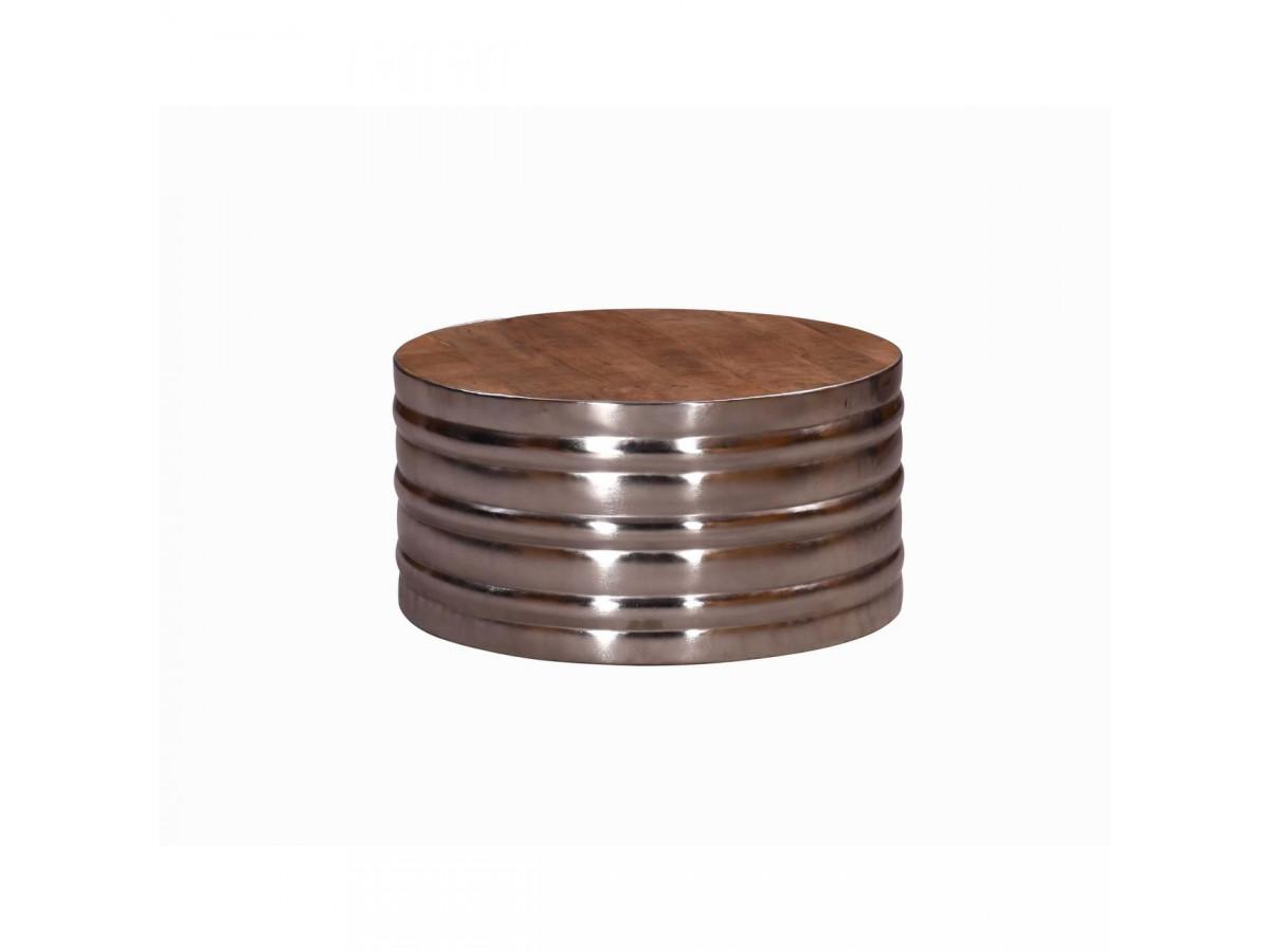 Table basse en metal JARI