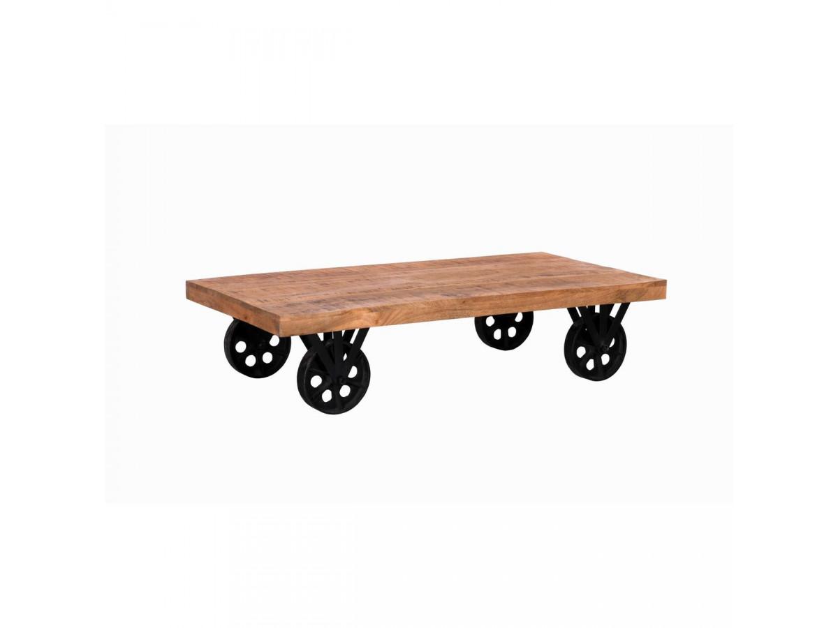 Table basse en bois CHENNAI