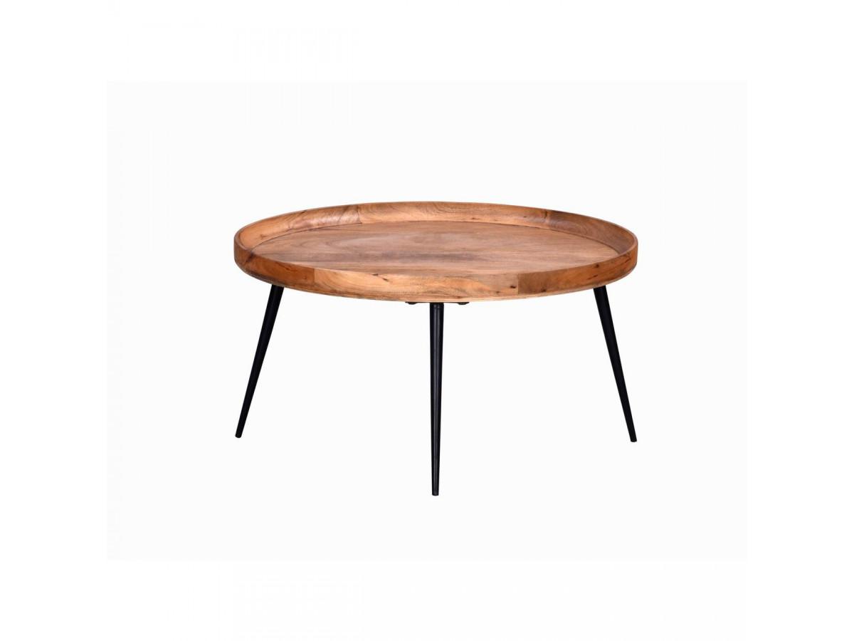 Table basse en bois MUMBAI