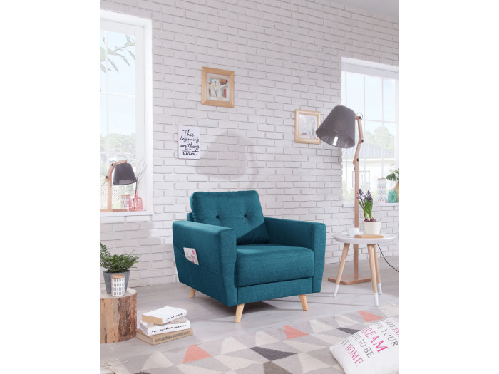 Fauteuil SCANDI