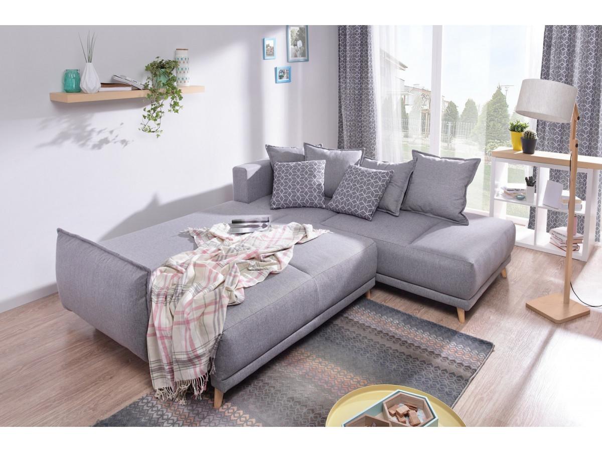 canap lena l convertible bobochic paris. Black Bedroom Furniture Sets. Home Design Ideas