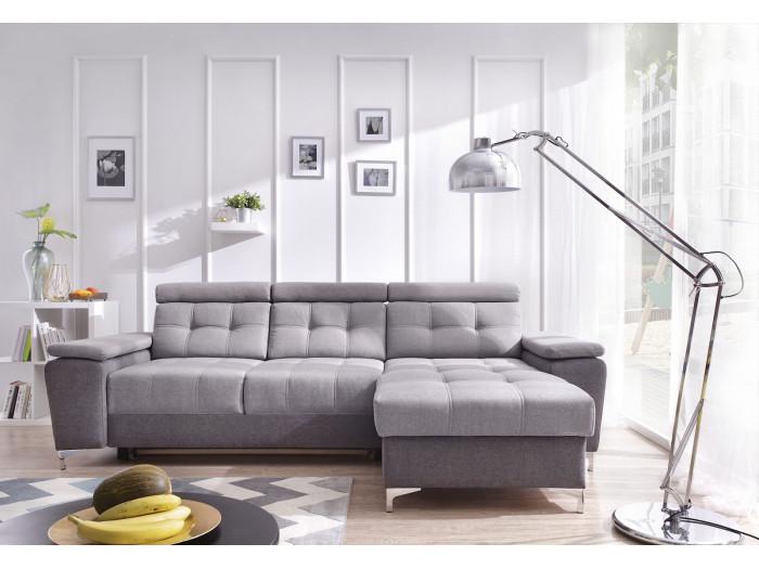Canapé d'angle CARLA