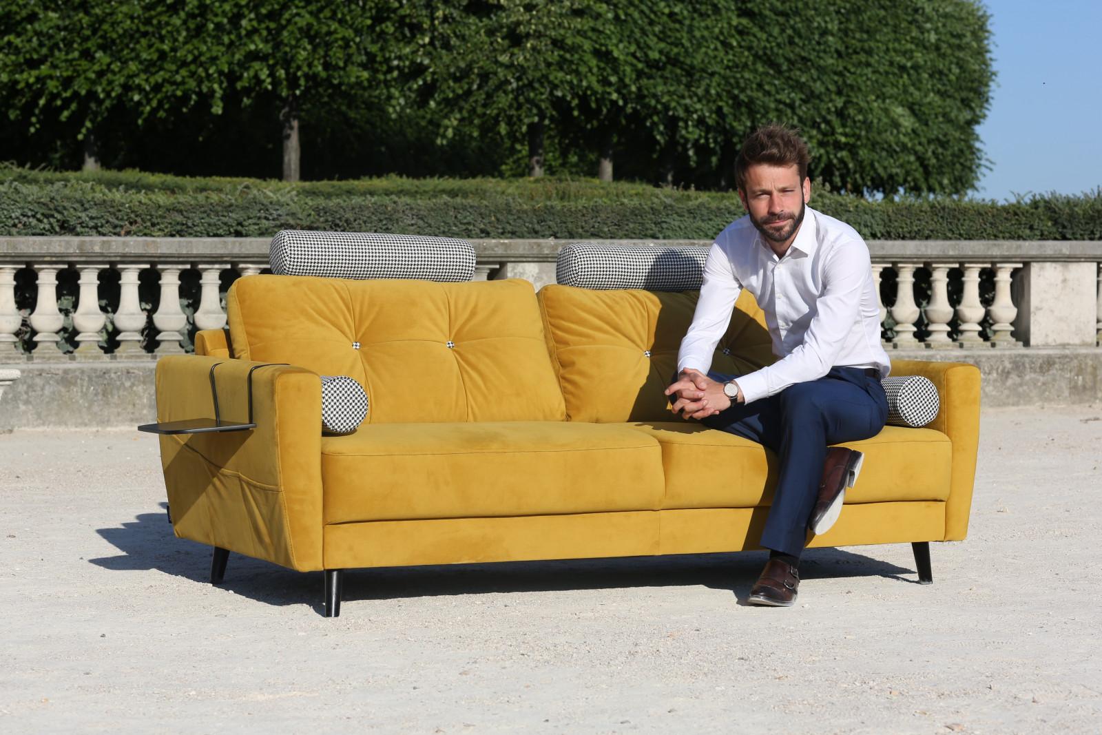 Tétiére for sofa scandi