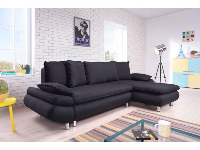 Corner sofa NESTOR Reversible Convertible