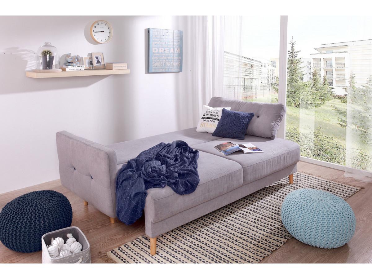 canap copenhagen convertible bobochic paris. Black Bedroom Furniture Sets. Home Design Ideas