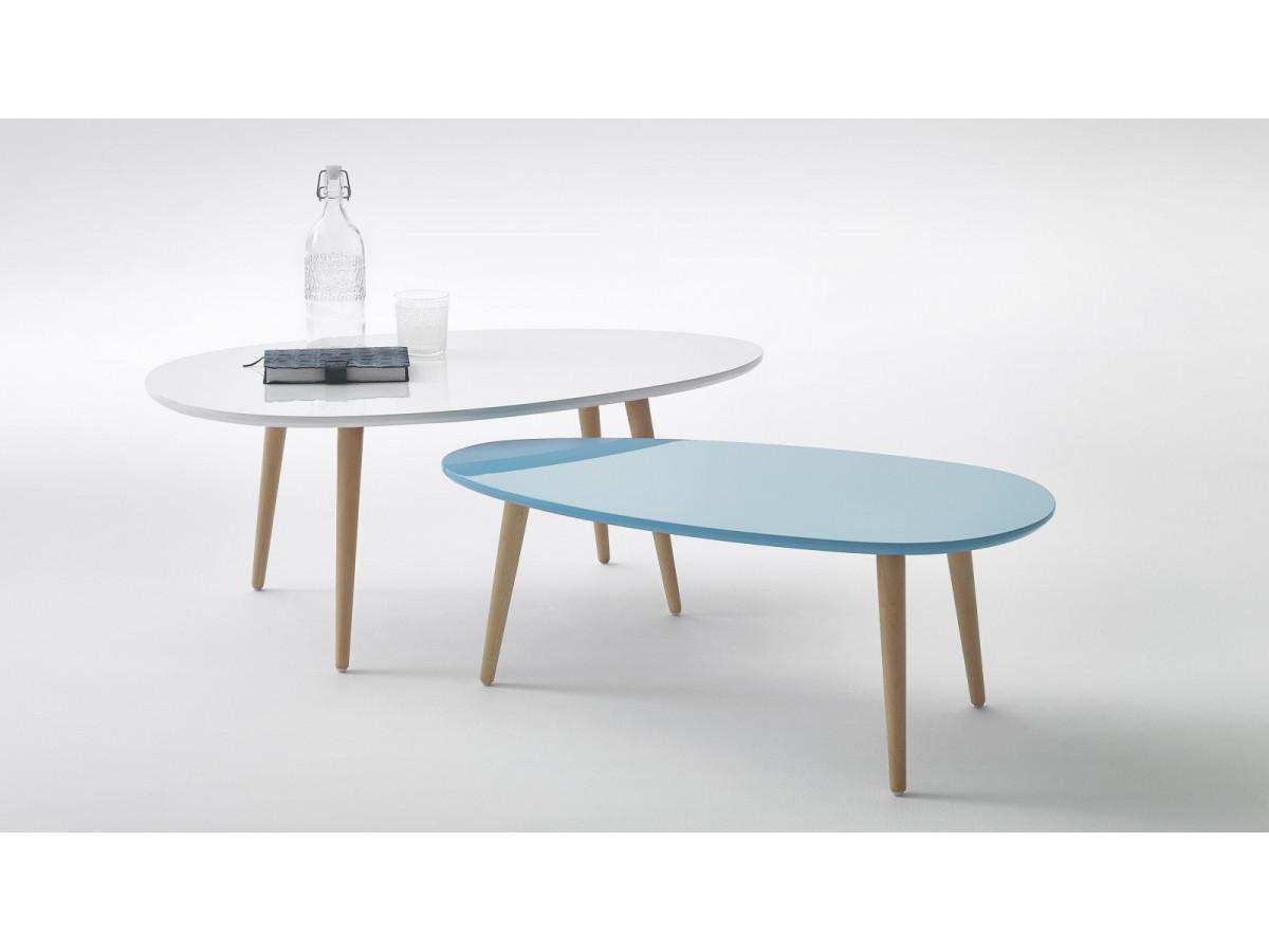 Tables basses gigognes scandinaves bobochic paris for Tables basses scandinaves