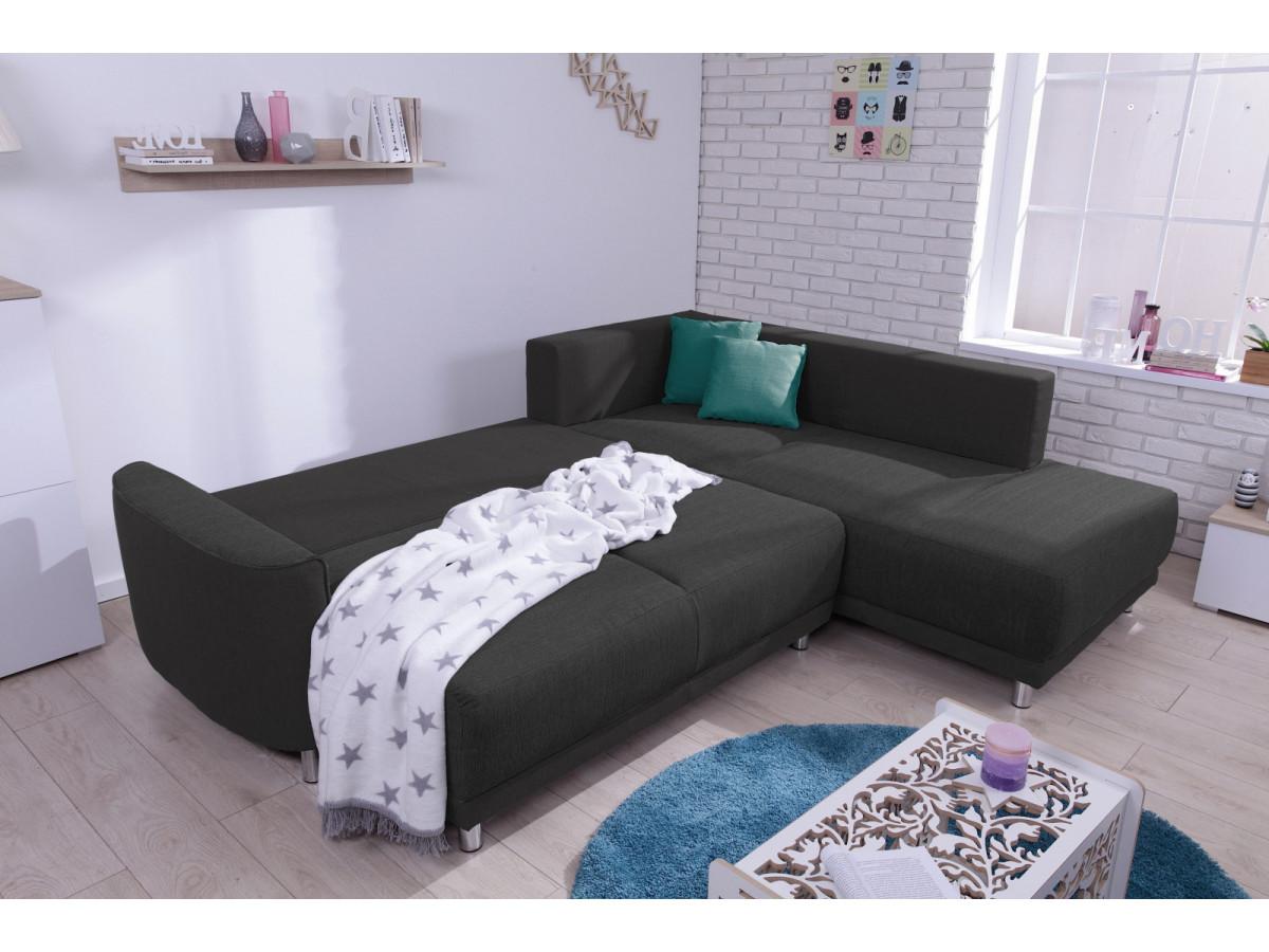 canap d 39 angle convertible minty l bobochic paris. Black Bedroom Furniture Sets. Home Design Ideas