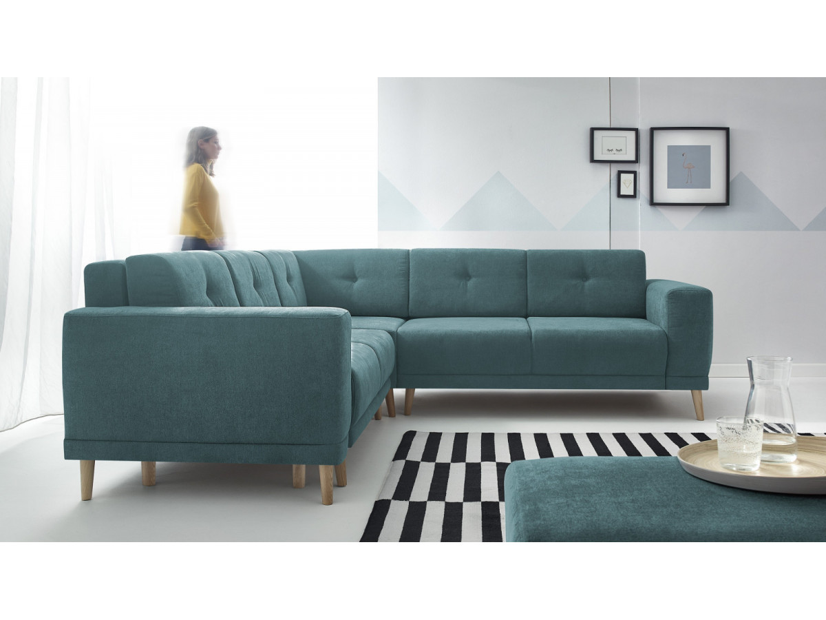 canap luna panoramique convertible bobochic paris. Black Bedroom Furniture Sets. Home Design Ideas