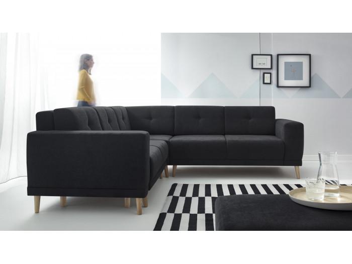 Sofa Luna Panoramic Convertible