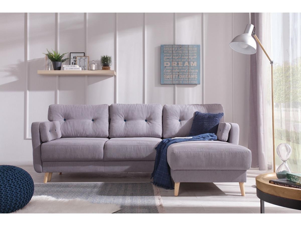 canap d 39 angle r versible convertible coffre copenhagen. Black Bedroom Furniture Sets. Home Design Ideas