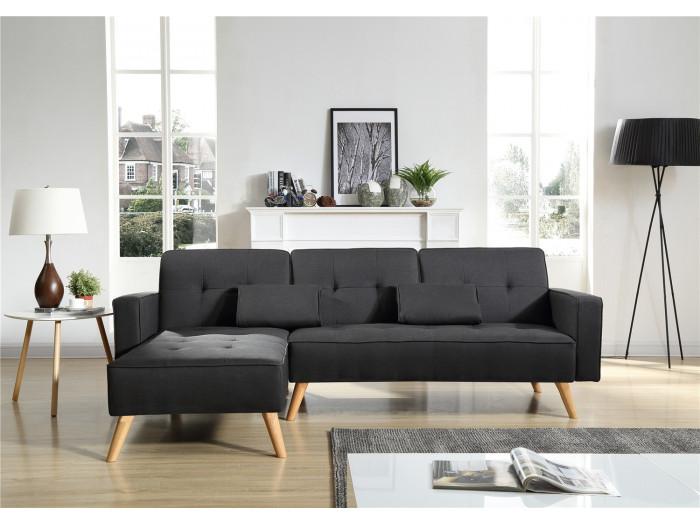 Corner sofa Reversible Convertible LISEA