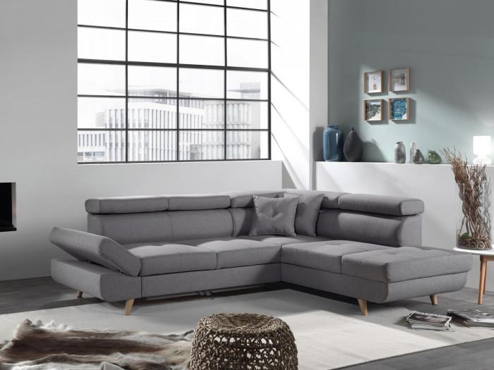 Canapé d'angle convertible LINEA