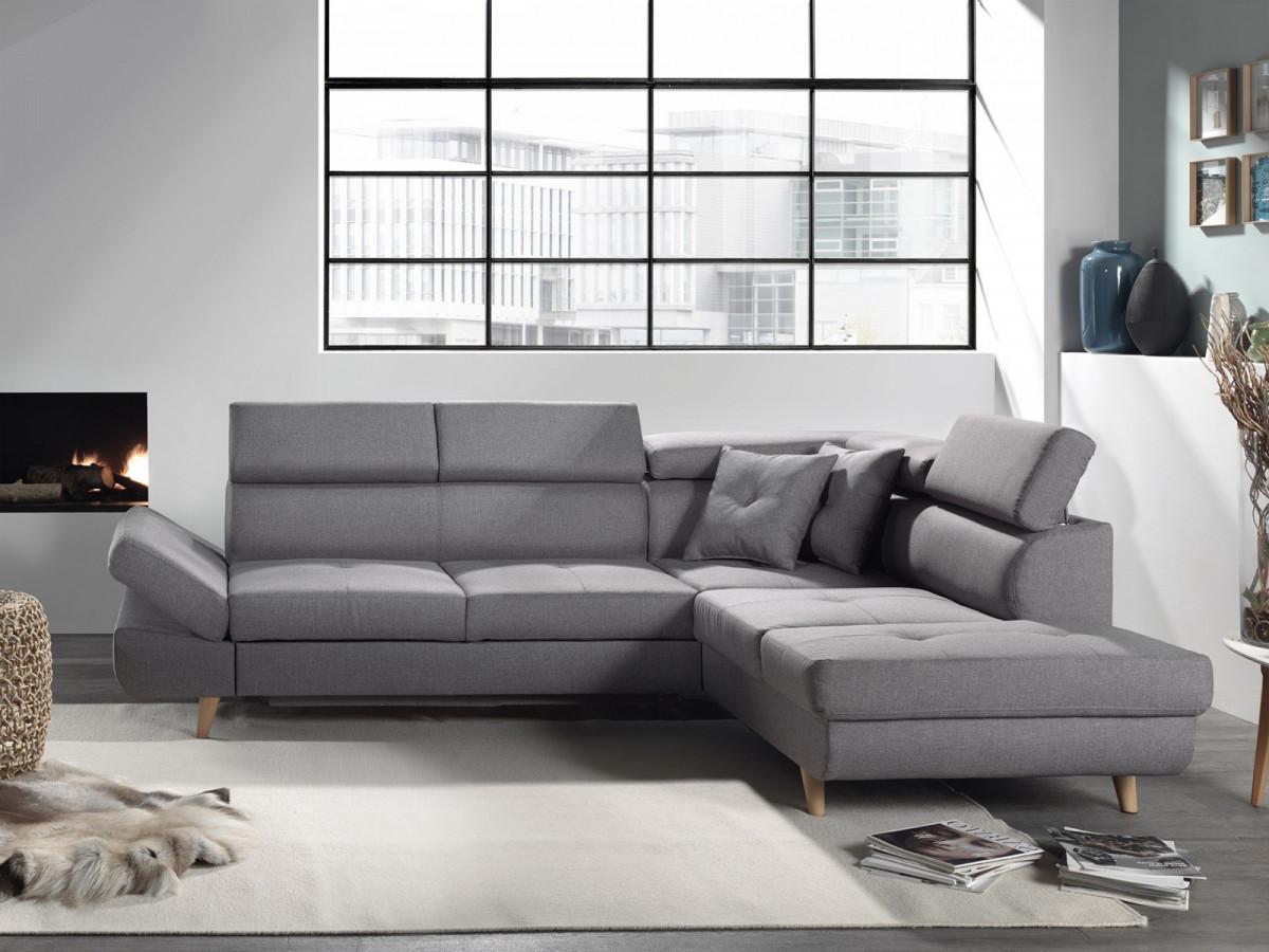 canap d 39 angle convertible linea bobochic paris. Black Bedroom Furniture Sets. Home Design Ideas