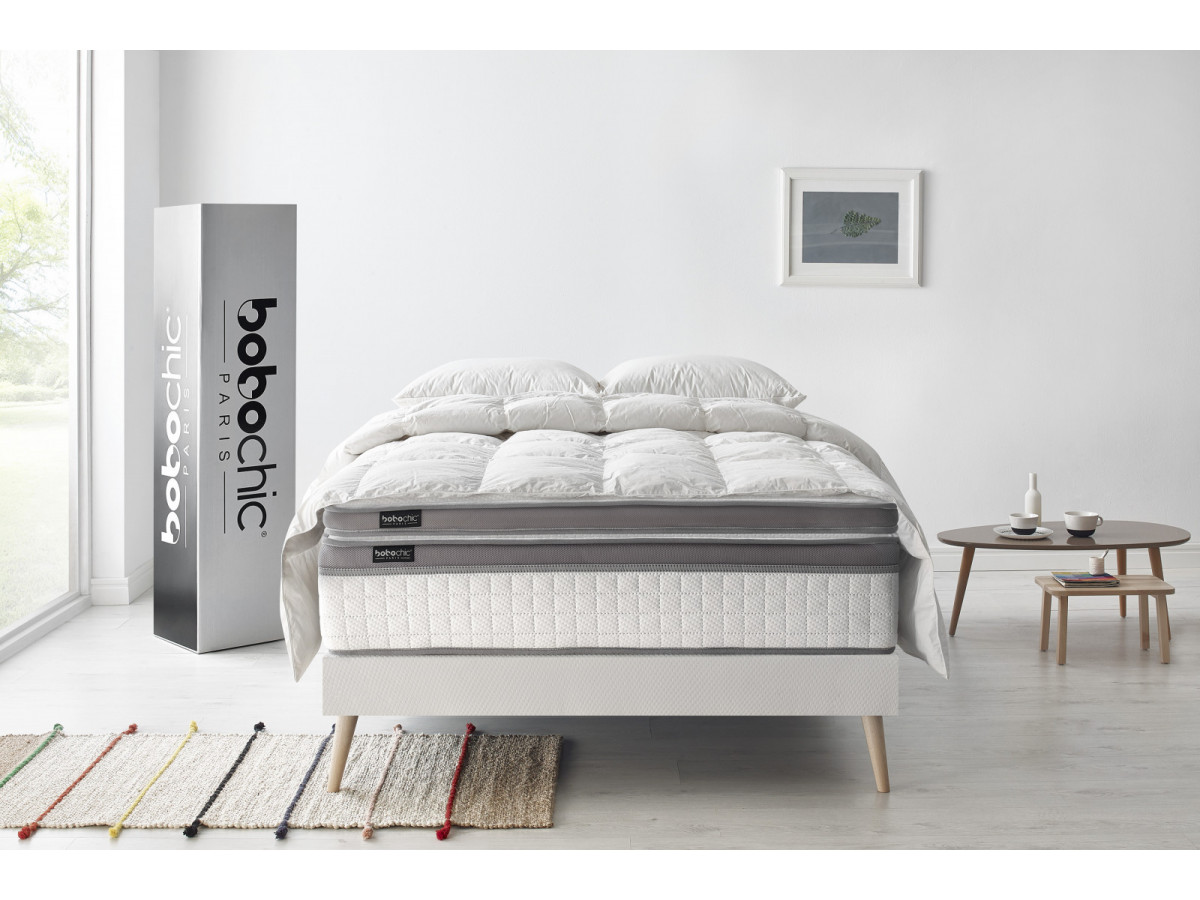 Materac PACK BOBO - gotowe do snu