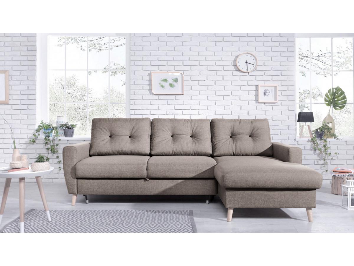 canap convertible coffre scandi bobochic paris. Black Bedroom Furniture Sets. Home Design Ideas