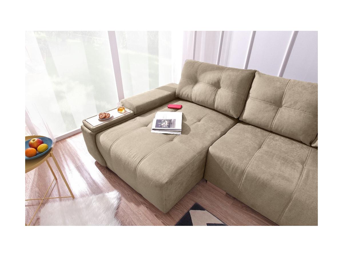 canap d 39 angle convertible coffre amore bobochic. Black Bedroom Furniture Sets. Home Design Ideas