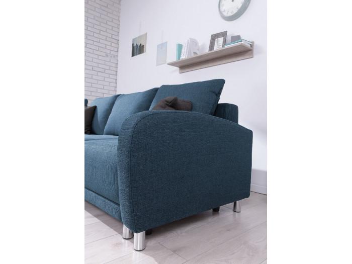 Sofa large corner convertible L MINTY