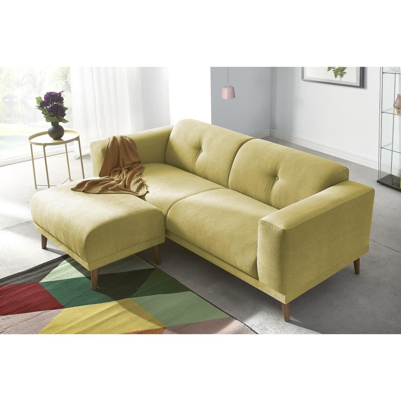 Tremendous Sofa With Pouffe Luna Creativecarmelina Interior Chair Design Creativecarmelinacom