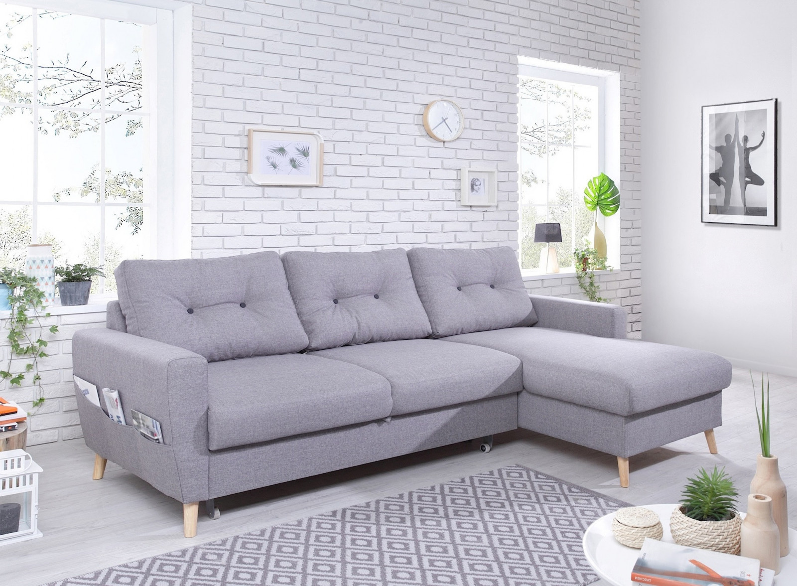 Entzückend Sofa Scandi Sammlung Von Corner