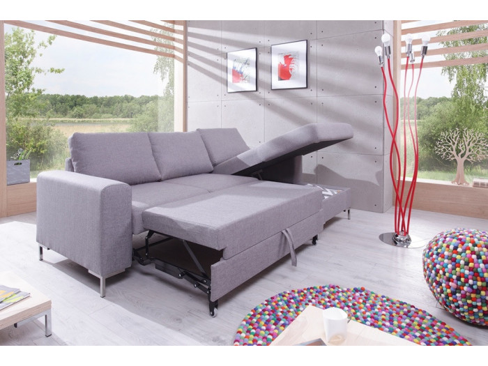 Sofa Lilly convertible with trunk