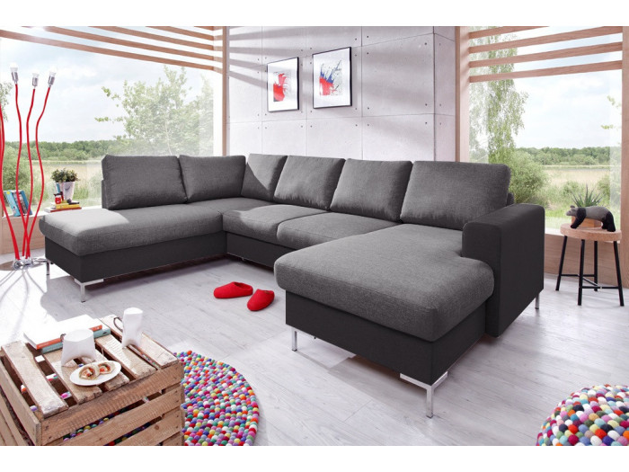 Sofa Lilly U convertible und safe