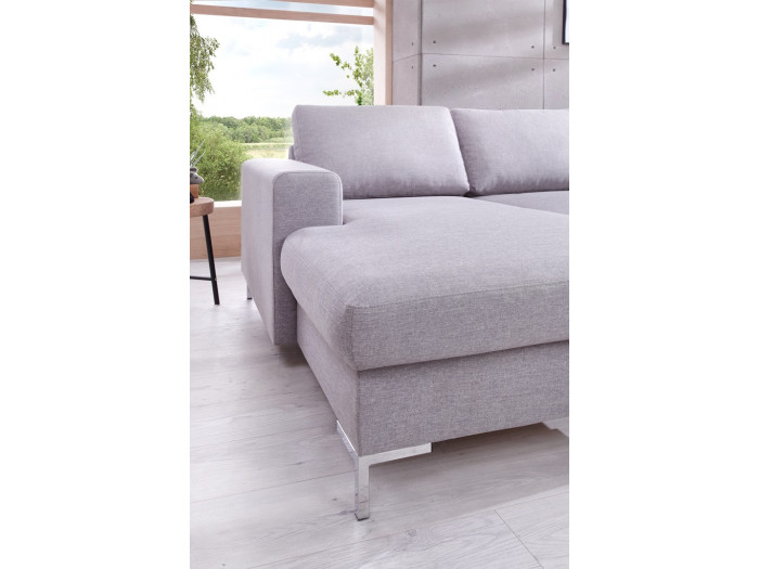 Sofa Lilly U sofa-bed and safe deposit box