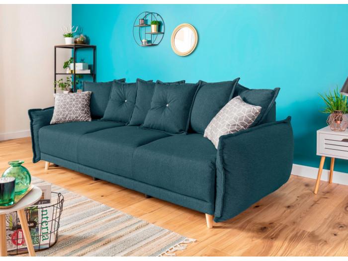 3-sitzer-sofa bettsofa safe LENA
