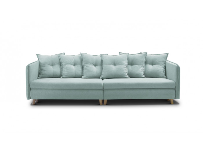 Convertible sofa-bed safety deposit box RIGA