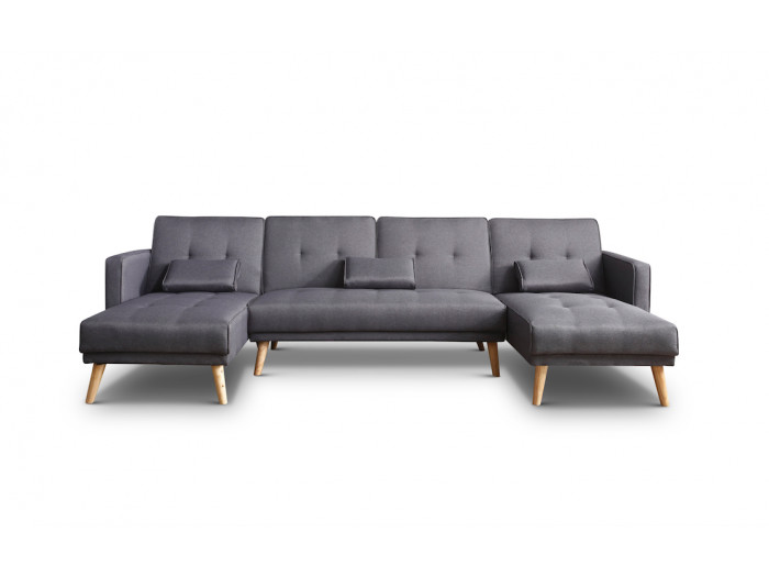 Sofa panorama-convertible HELLY