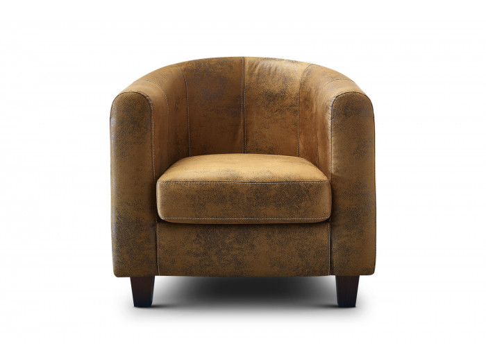 Chair Tromso with ottoman